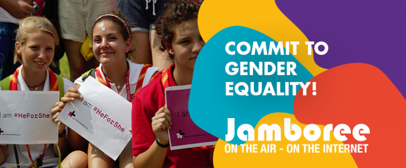 Commit to Gender Equality!