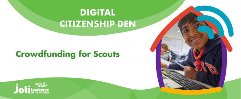 Crowdfunding for Scouts