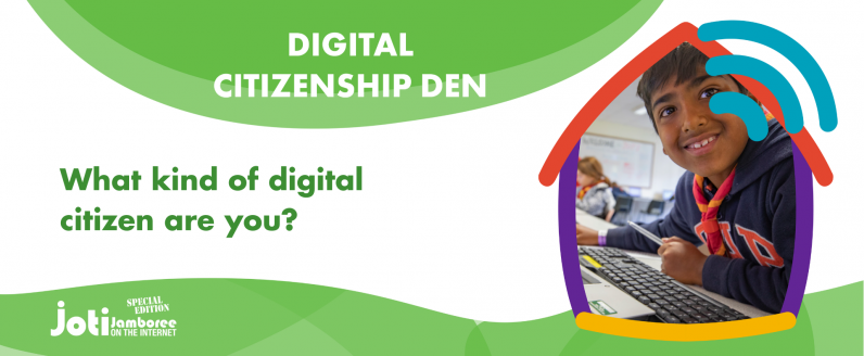 What kind of digital citizen are you?