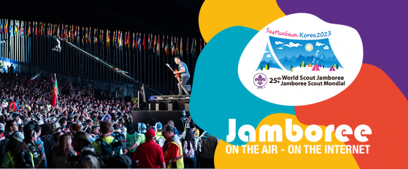World Scout Jamboree, with the Korea Scout Association